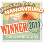 NaNoWriMo- I FINISHED!!!!!!!